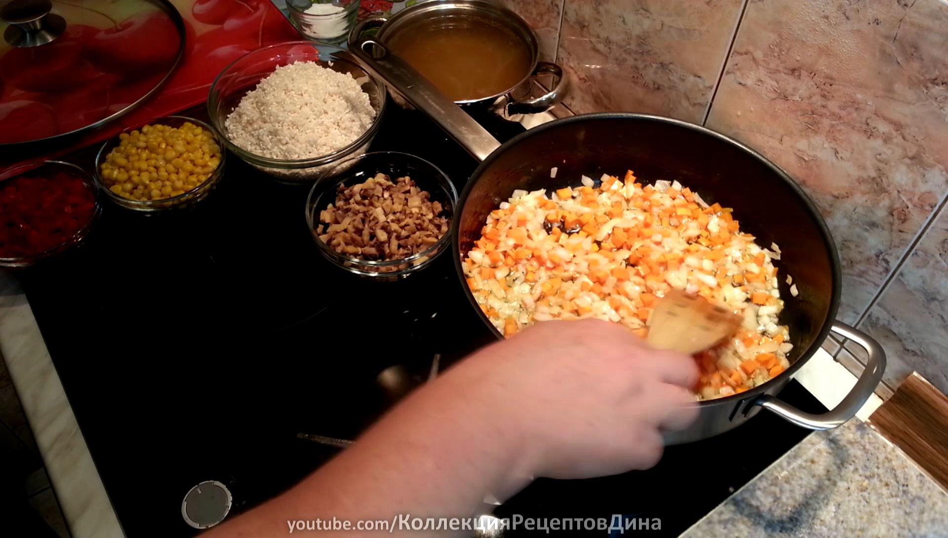 Рис в скороварке рассыпчатый рецепт пошагово