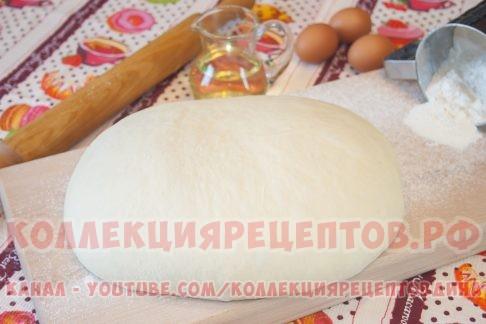 Сдобное дрожжевое тесто для сладкой выпечки – отличный рецепт безопарного теста