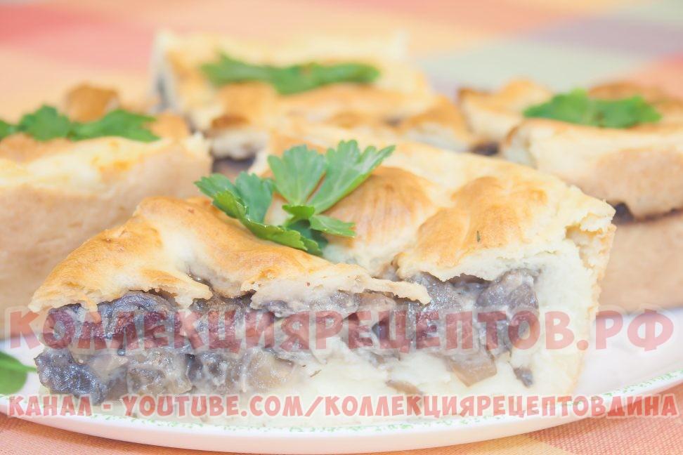 Картофельная запеканка с грибами в духовке рецепт с фото пошагово - КоллекцияРецептов.рф