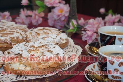 пирожное - Коллекция Рецептов