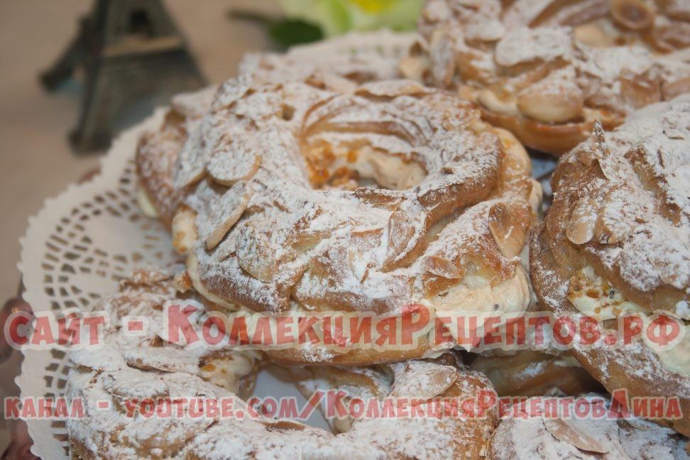 пирожные рецепты с фото - Коллекция Рецептов