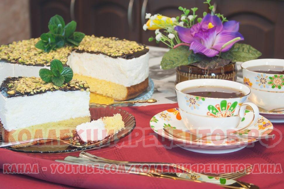 птичье молоко рецепт с фото - Коллекция Рецептов