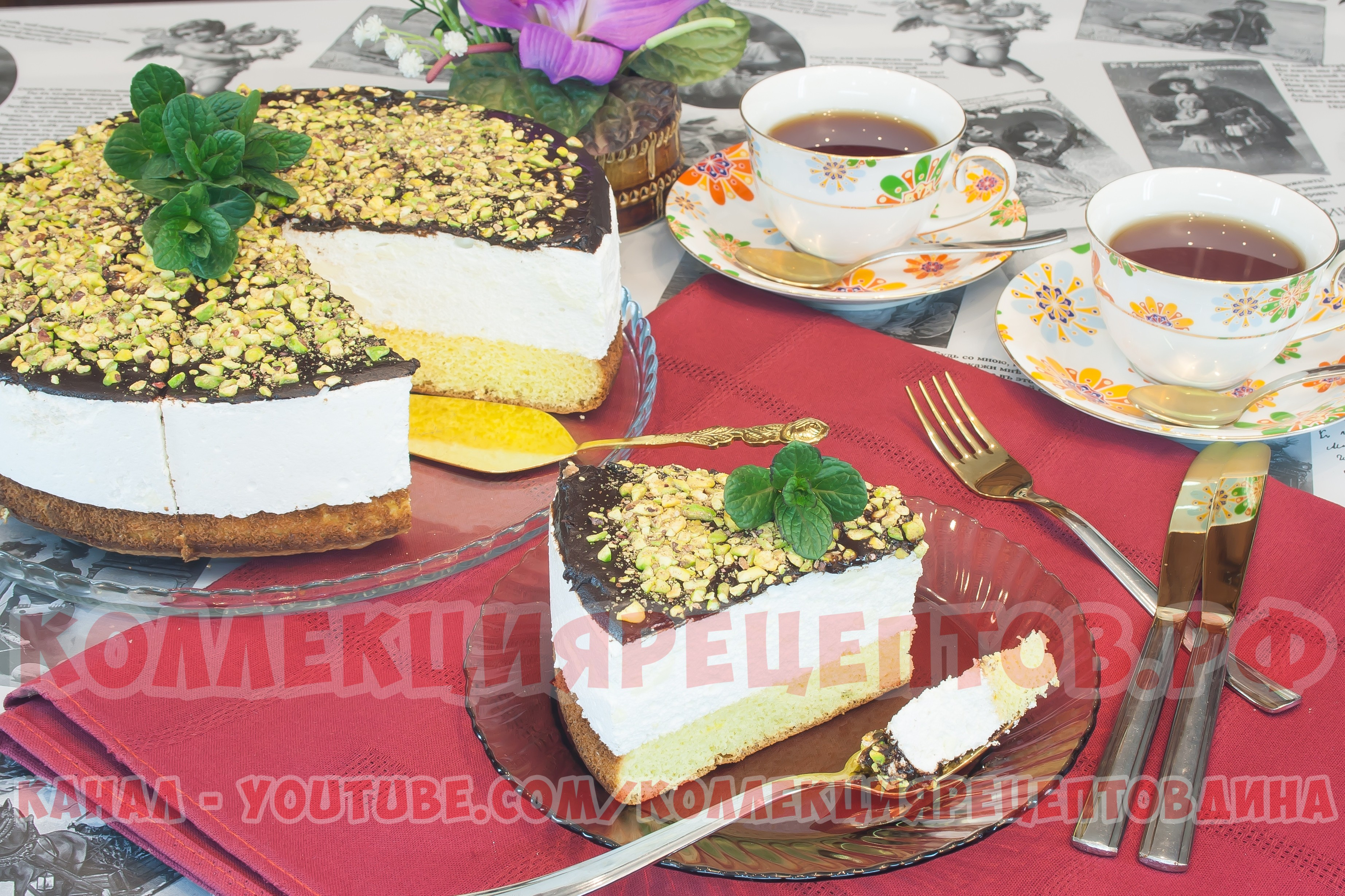 Торт Птичье молоко по ГОСТ у рецепт с фото пошаговый Едим