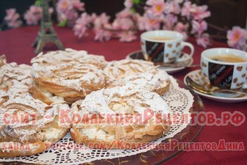 рецепты пирожных - Коллекция Рецептов
