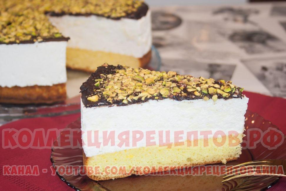 торты суфле фото - Коллекция Рецептов