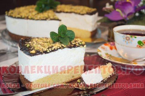 торт молоко - Коллекция Рецептов