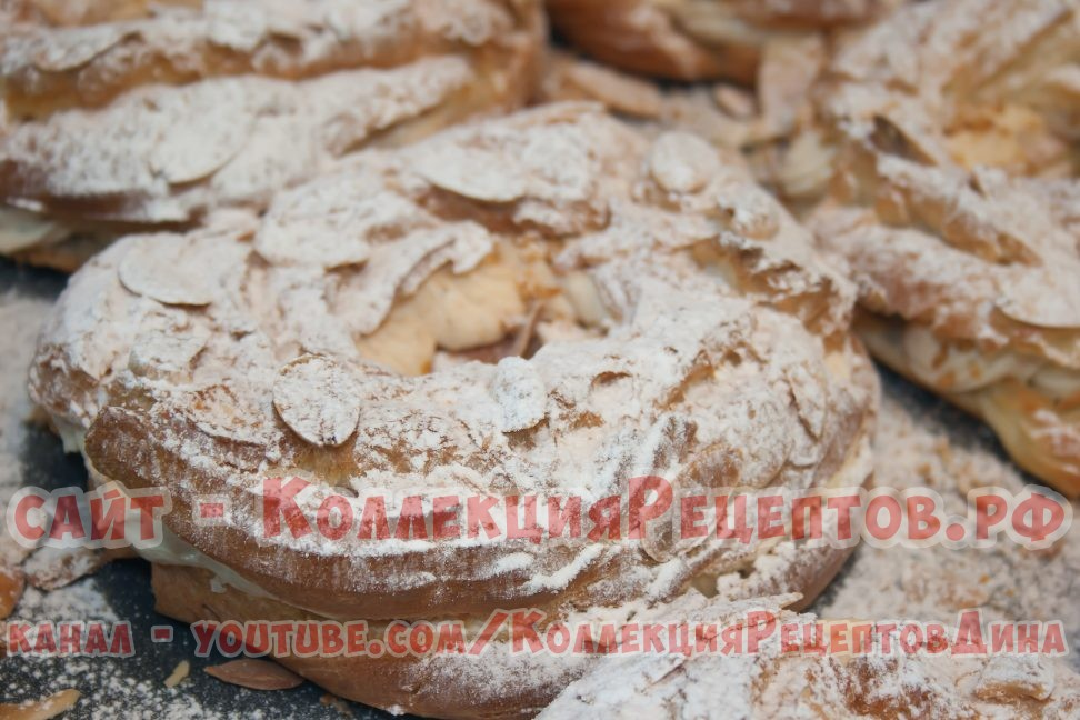 торт париж брест - Коллекция Рецептов