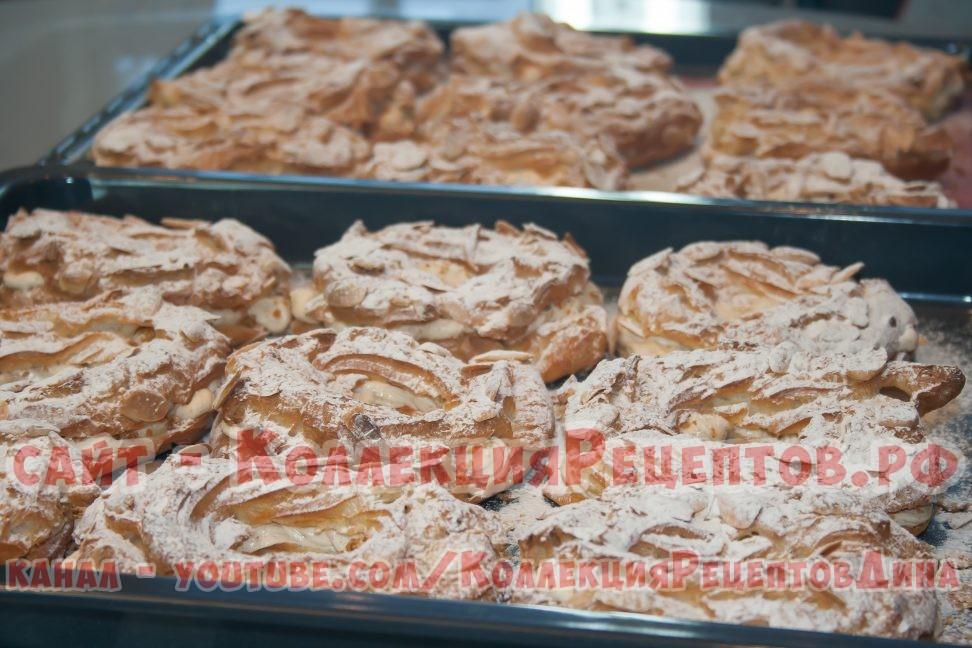 торт париж брест рецепт - Коллекция Рецептов