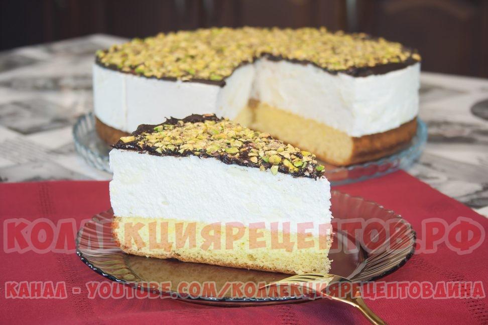 торт птичье молоко - Коллекция Рецептов