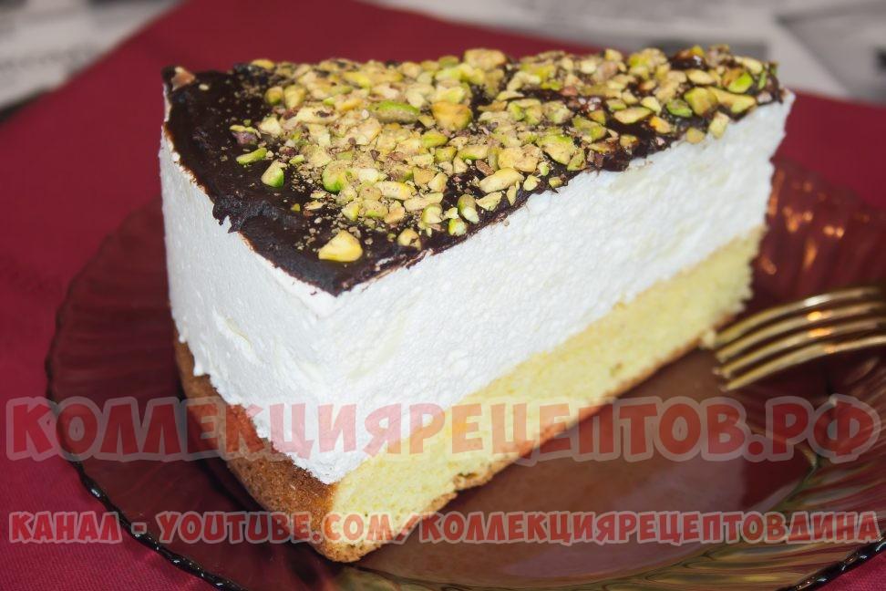 торт птичье молоко рецепт - Коллекция Рецептов