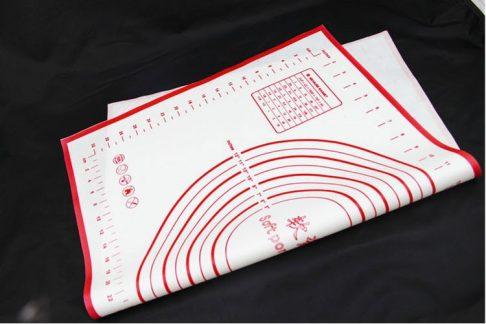 как пользоваться силиконовым ковриком