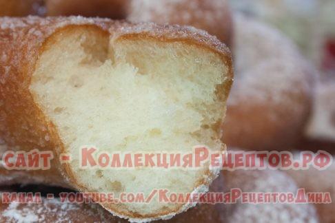 пончики рецепт - Коллекция Рецептов