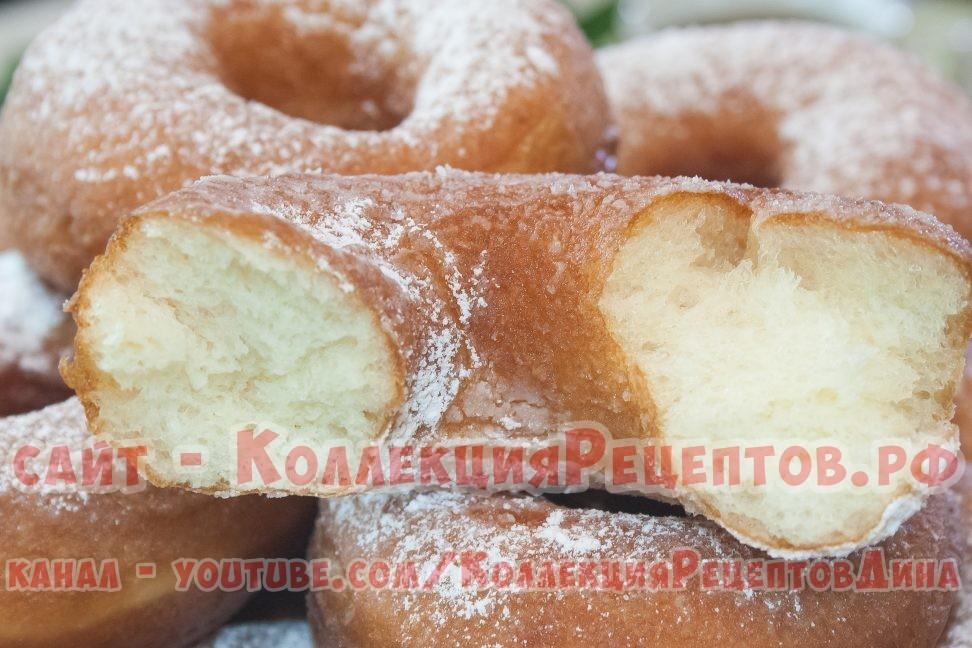 пончики фото - Коллекция Рецептов