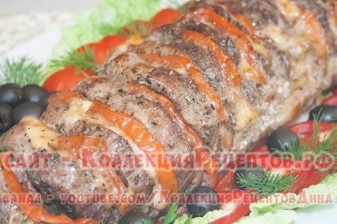 свинина гармошка рецепт - Коллекция Рецептов