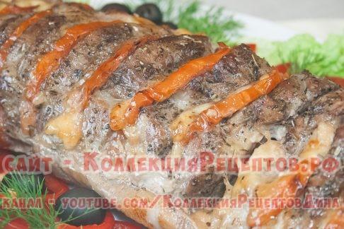 свинина гармошка фото - Коллекция Рецептов