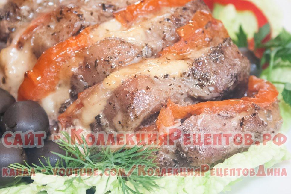свинина запеченная в духовке - Коллекция Рецептов