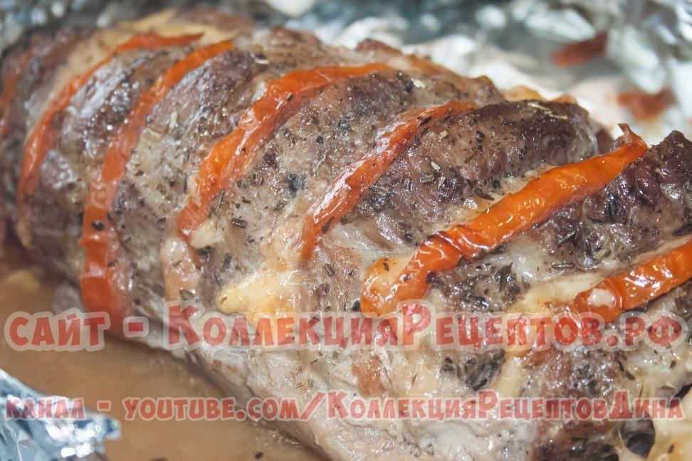 свинина рецепты с фото - Коллекция Рецептов