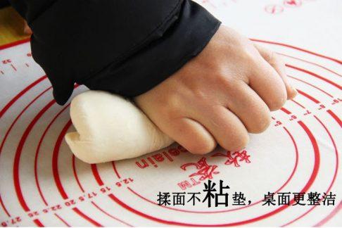 силиконовый коврик для раскатки теста большой