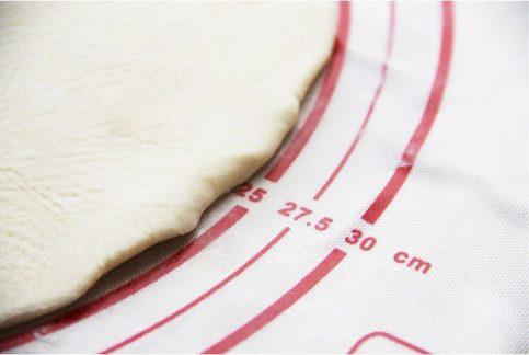 силиконовый коврик для раскатки теста