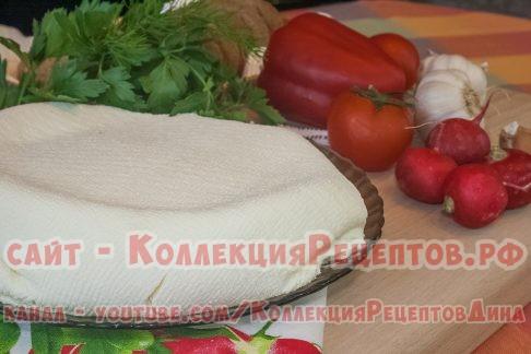 сливочный сыр в домашних условиях - Коллекция Рецептов