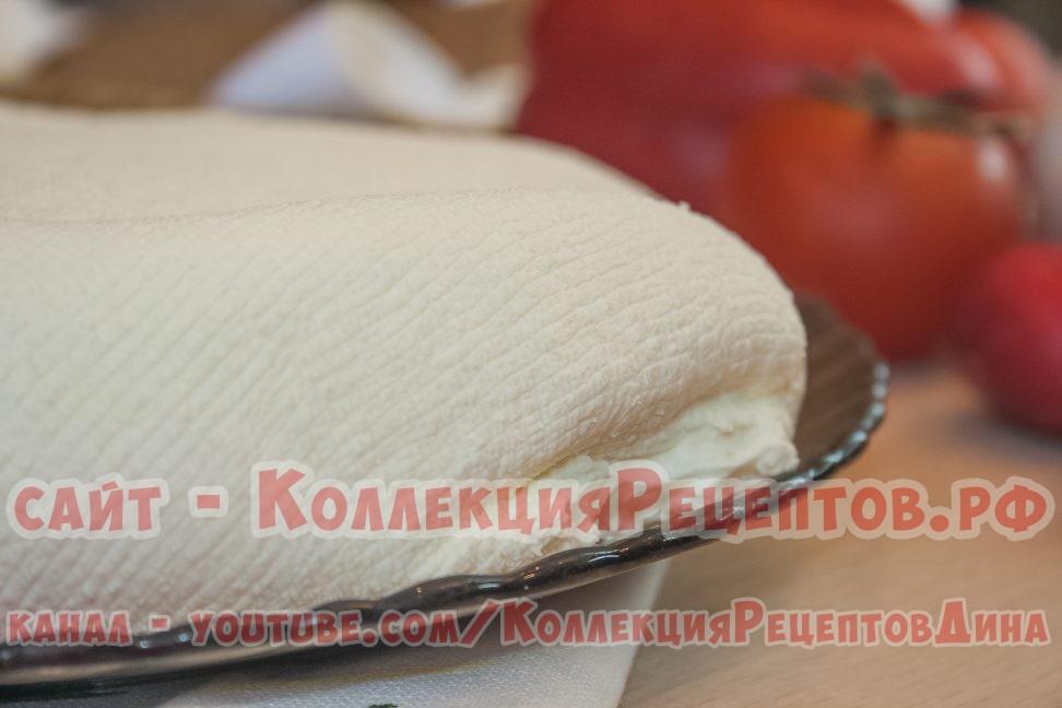 сливочный сыр в домашних условиях видео - Коллекция Рецептов