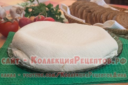 сливочный сыр для роллов - Коллекция Рецептов