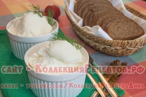 сливочный сыр для чизкейка - Коллекция Рецептов