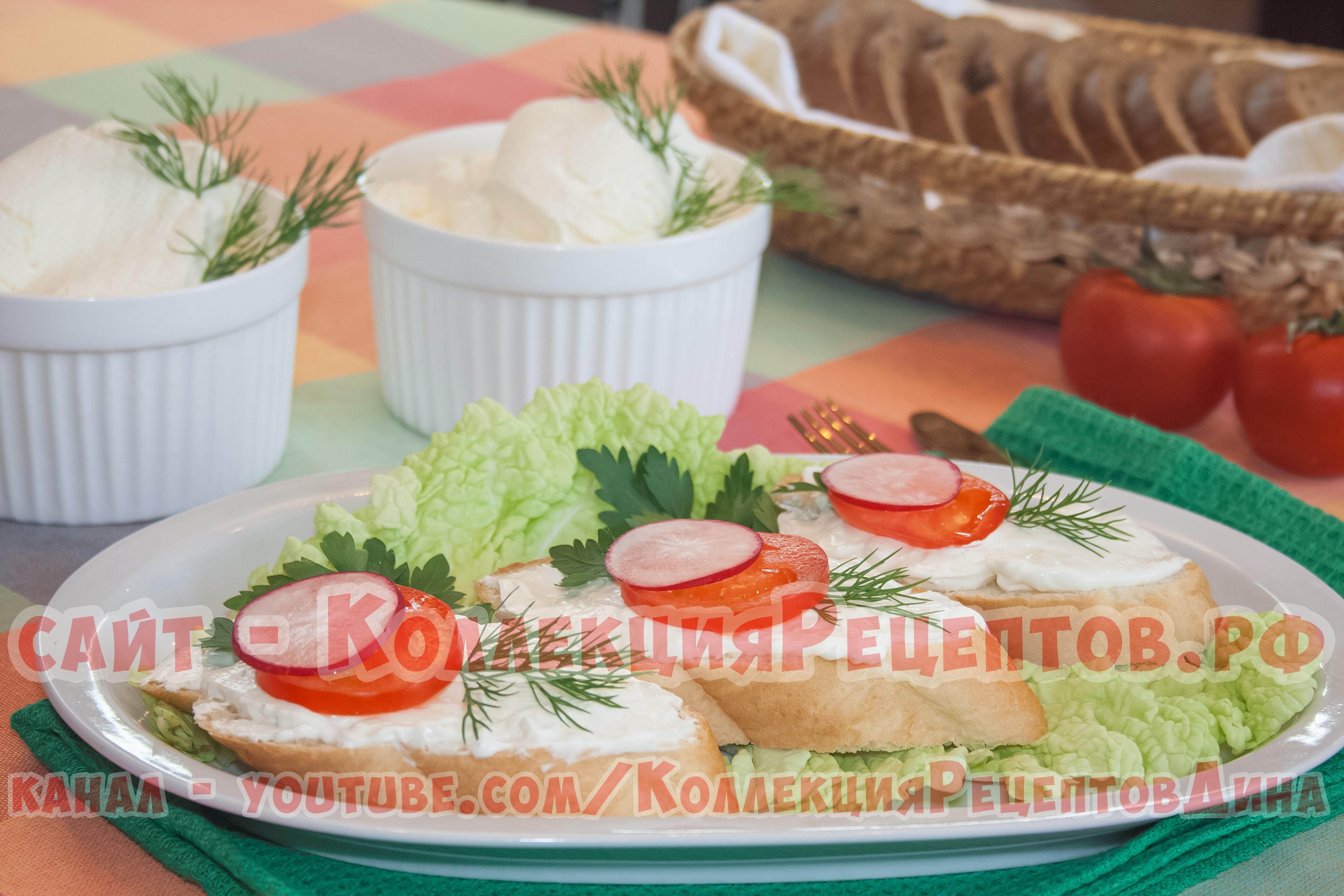 Сливочный сыр для роллов в домашних условиях рецепт пошагово