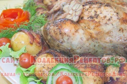 картофель рецепты с фото