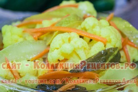 корейские салаты рецепты с фото