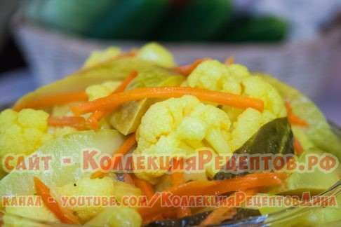 овощи по корейски рецепты