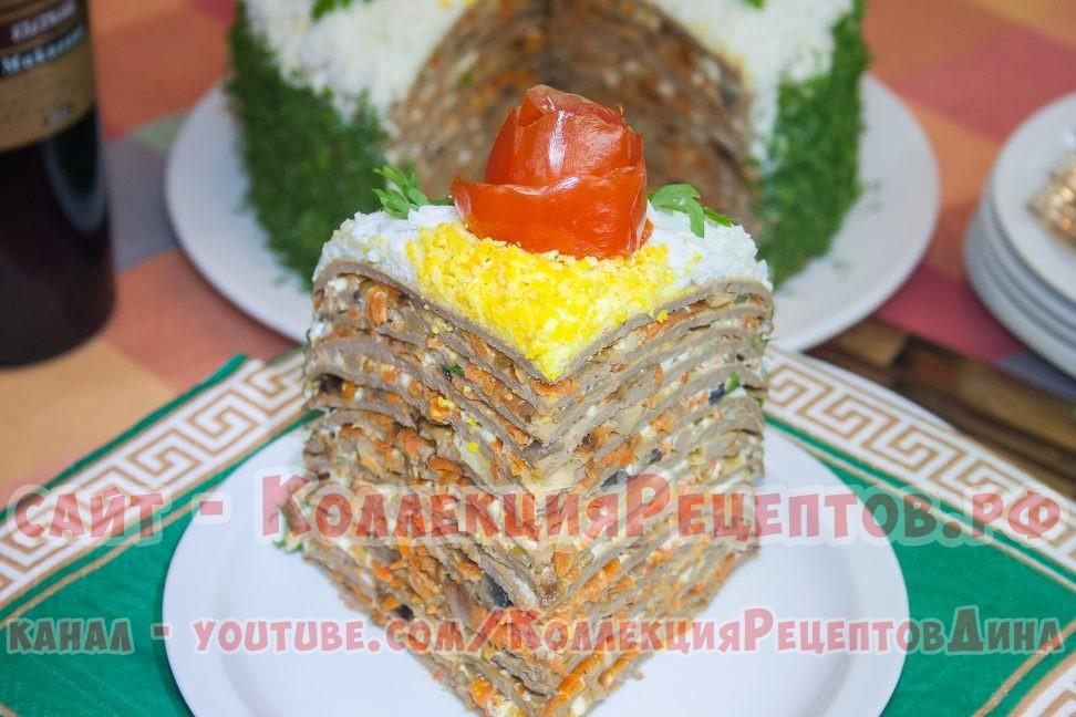печень рецепты с фото пошагово