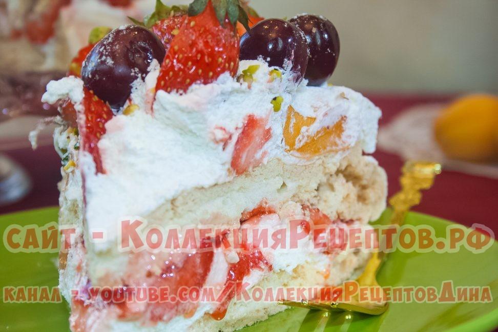 сливки для торта