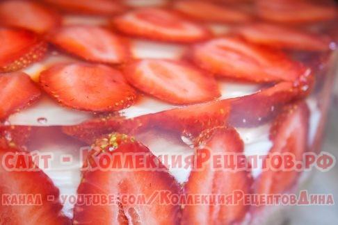 торты из печенья без выпечки рецепты