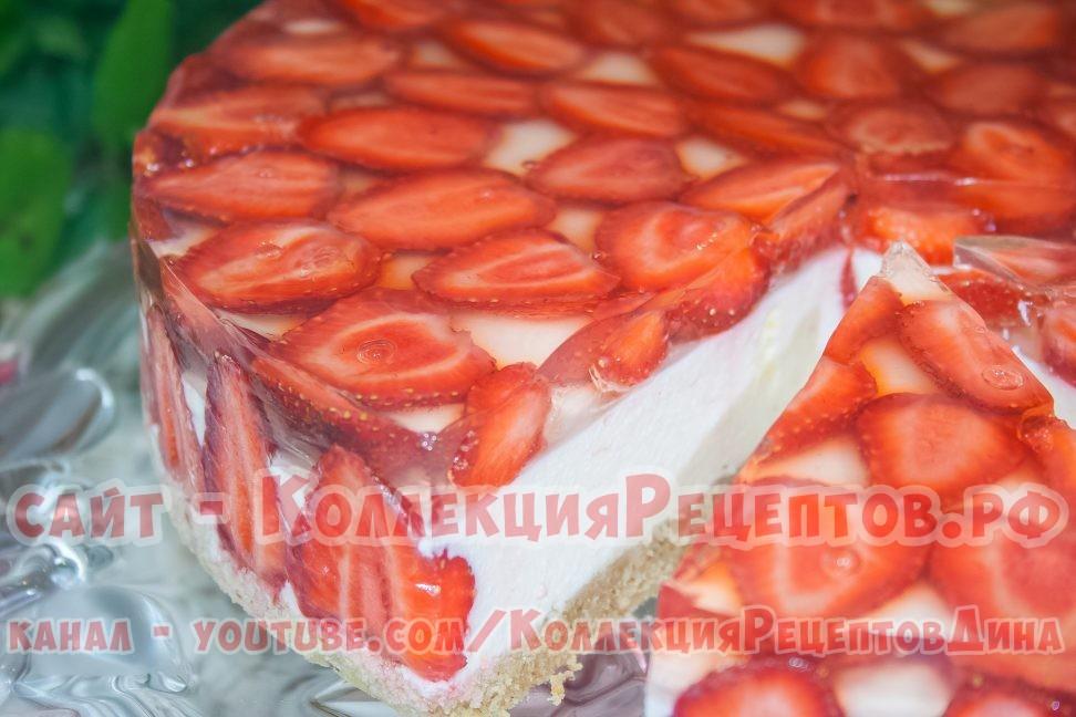 торт суфле рецепт