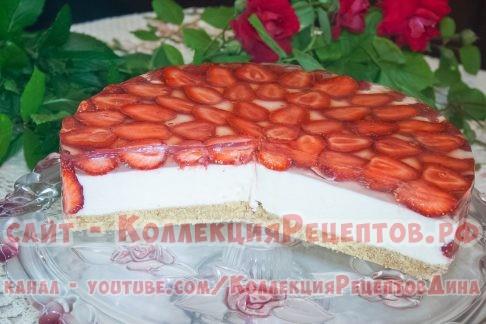 торт суфле фото