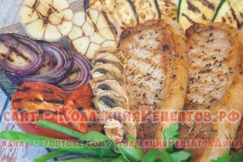 стейки из мяса рецепт