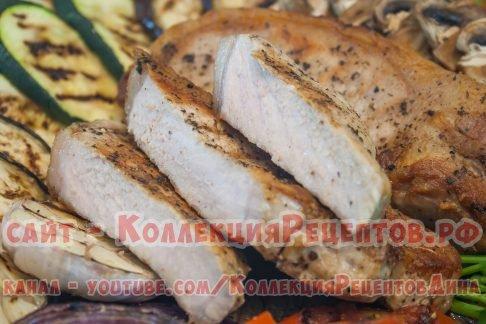 стейк на сковороде рецепт с фото