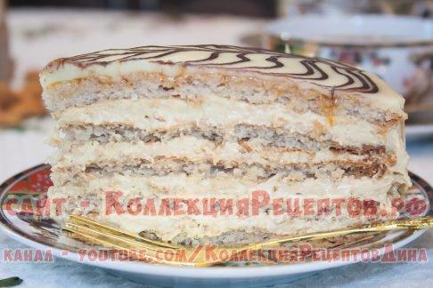 торт эстерхази классический