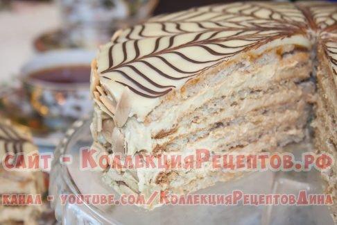 торт эстерхази пошаговый рецепт с фото