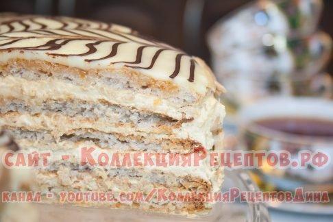 эстерхази пошаговый рецепт с фото