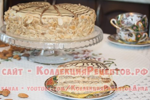 эстерхази торт рецепт классический
