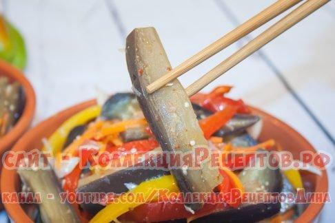 закуска из баклажанов рецепты