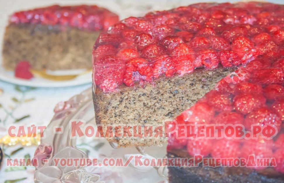 пирог с желе рецепт с фото