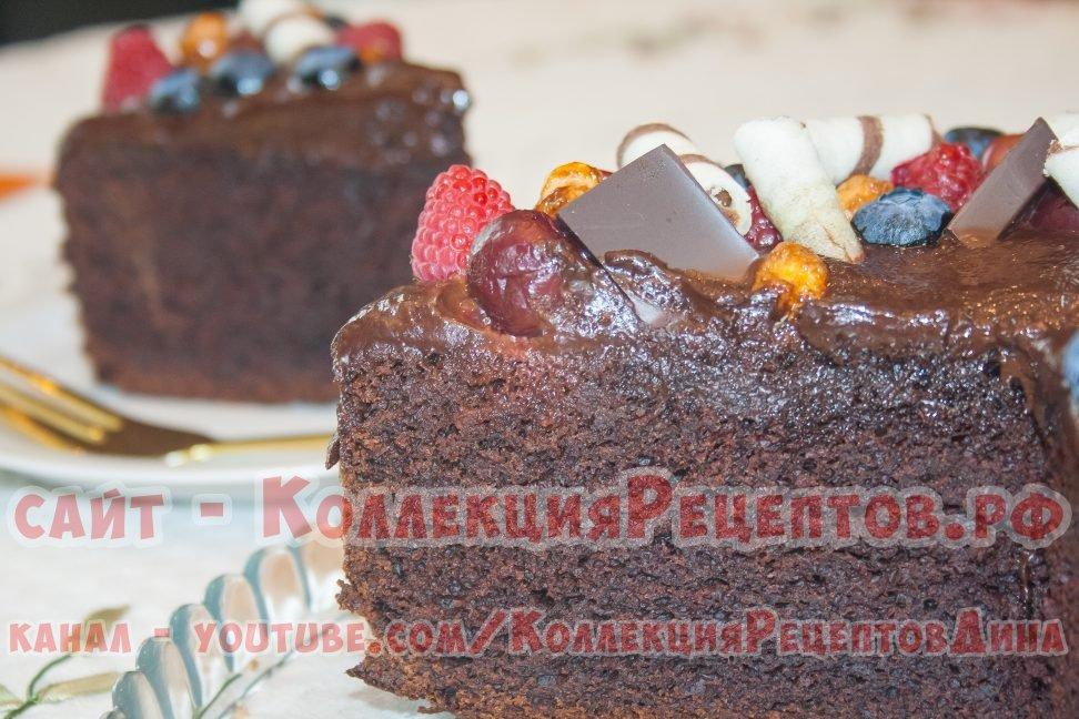 шоколадные бисквиты фото