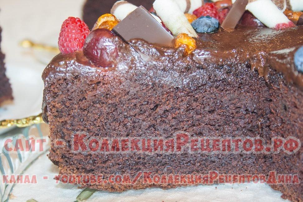 Бисквитный классический торт рецепт пошагово в домашних условиях