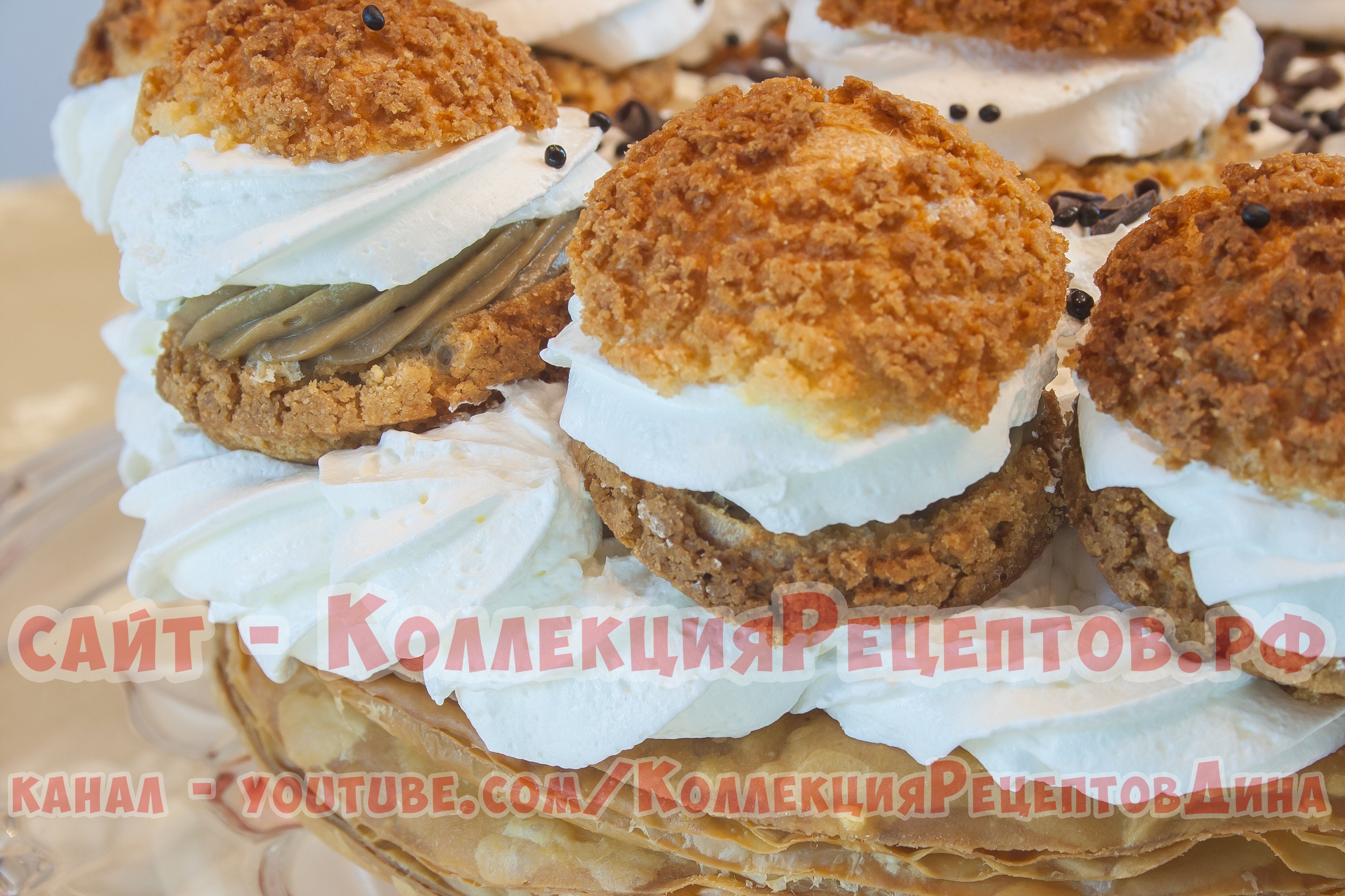 Торт Сент Оноре: рецепт с фото на Все о десертах 30