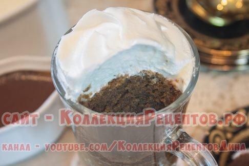 кекс в чашке рецепт с фото
