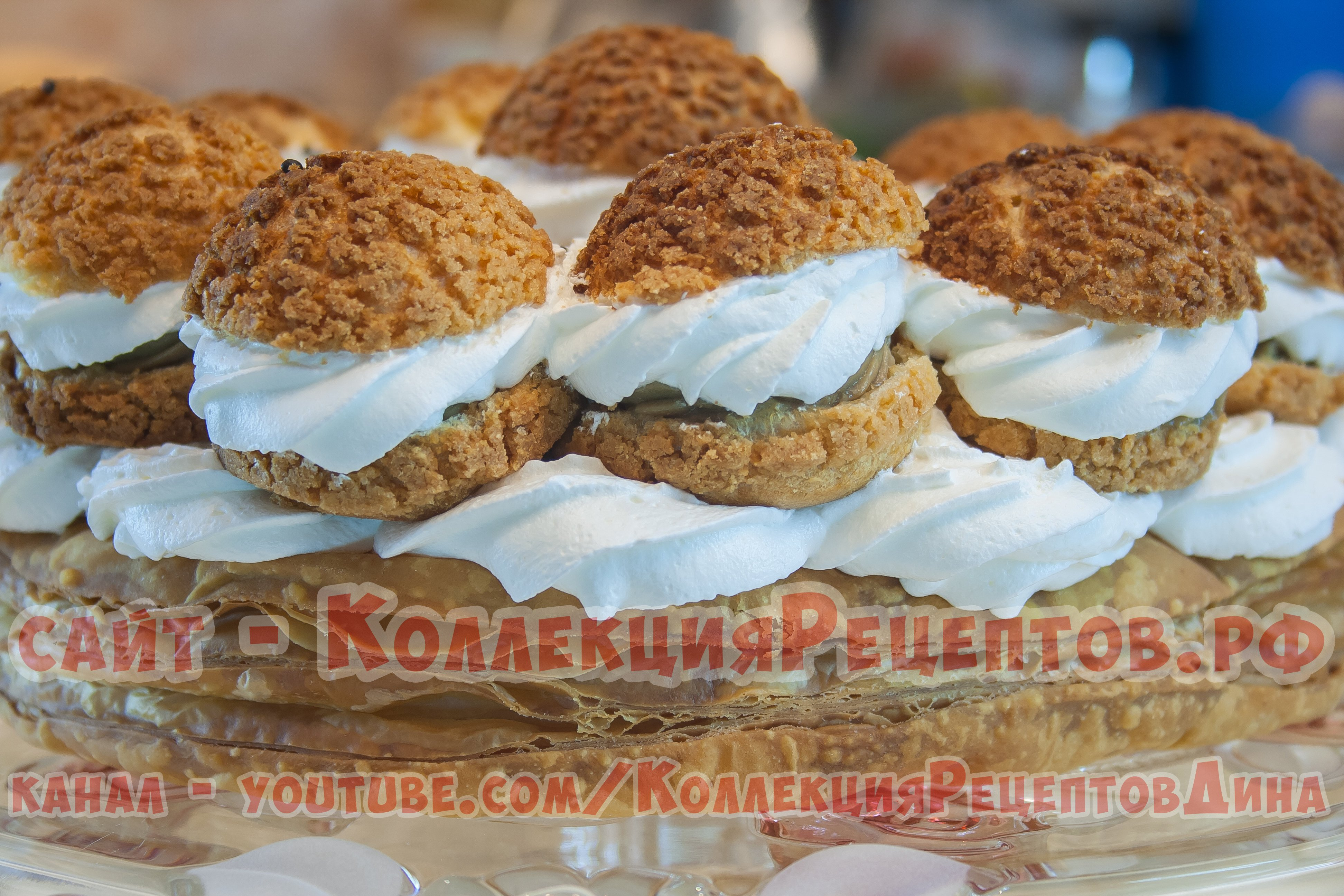 Торт Сент Оноре: рецепт с фото на Все о десертах 53