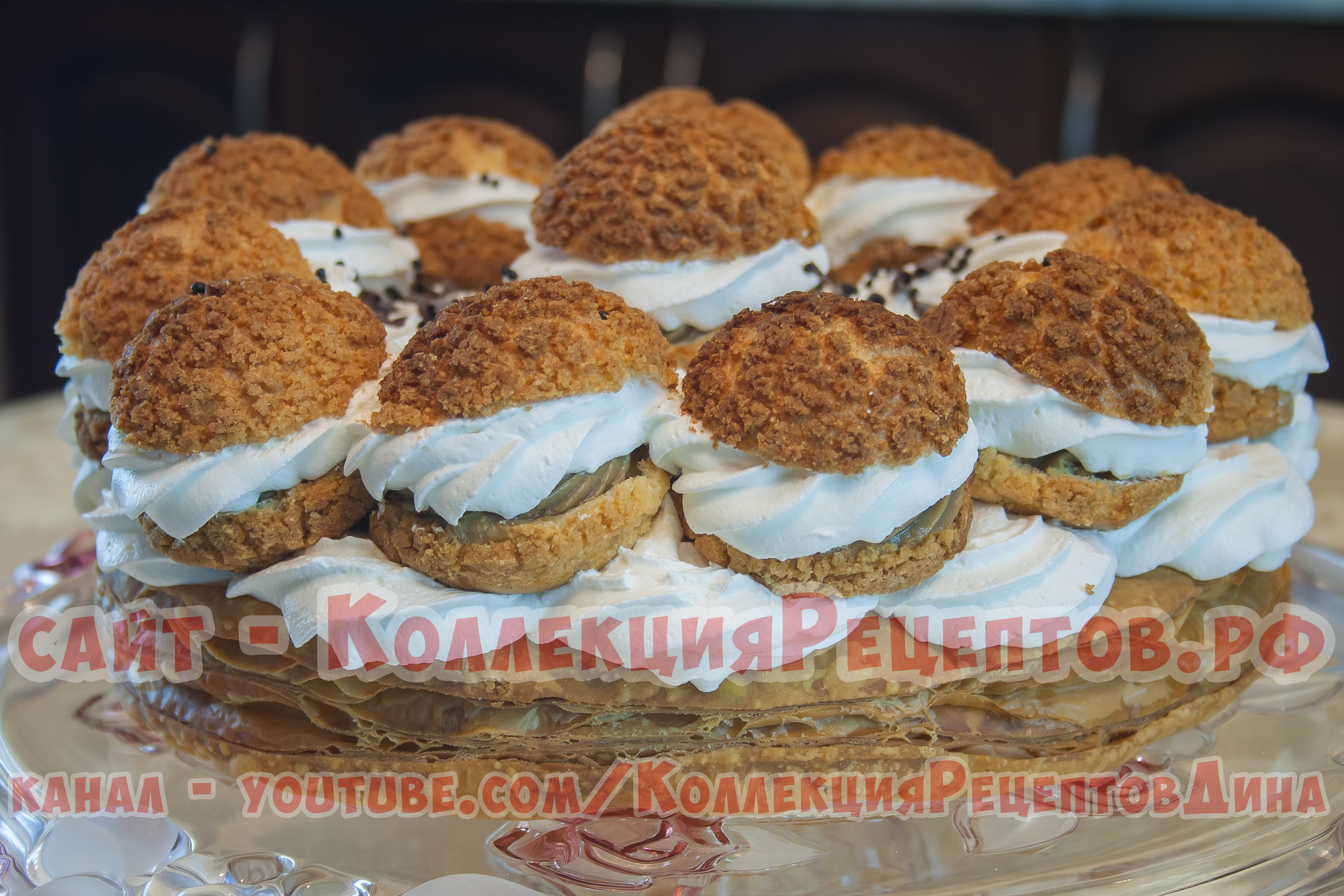 Торт Сент Оноре: рецепт с фото на Все о десертах 93